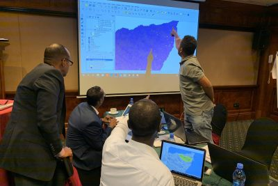Improving Multi-use Water Resources in Somalia